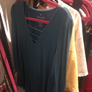 Soft and Sexy AE long sleeve top